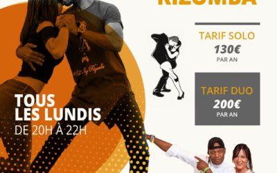 Nouveau :  Solantilles Event propose des cours de Kizomba